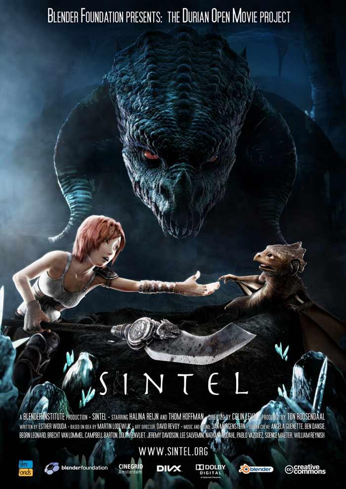 Poster-Sintel