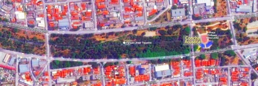 28/03 – Parque Linear Tiquatira recebe Projeto Lince