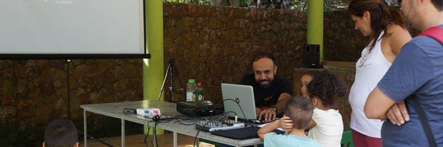 23 e 24/05/2015 – Projeto LINCE no Parque Chico Mendes