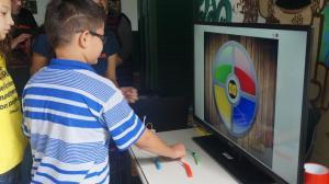 Experiências em Gamearte. Jogando com todas as coisas. 7-05. Casa de Cultura Raul Seixas (2)