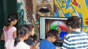 Experiências em Gamearte. Jogando com todas as coisas. 7-05. Casa de Cultura Raul Seixas (3)