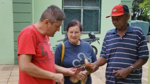 Parque Ecológico Chico Mendes 28/02/2015Orientação ao público - 2