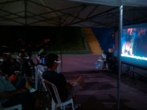 Mostra de Filmes Recicláveis - Parque Tiquatira - Projeto Lince - 28/03/2015