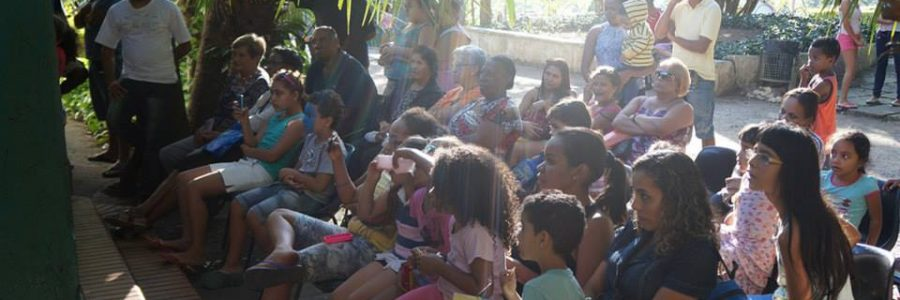 25 e 26/04 – Projeto LINCE no Parque Raul Seixas