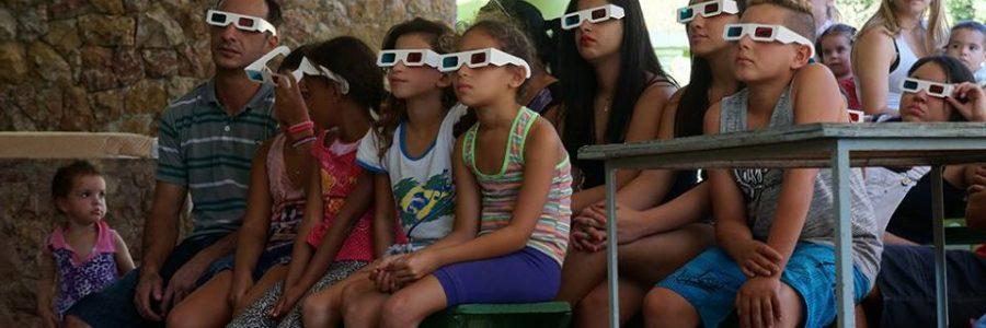 24/05 – Mostra de Filmes Recicláveis volta ao Parque Chico Mendes na Zona Leste