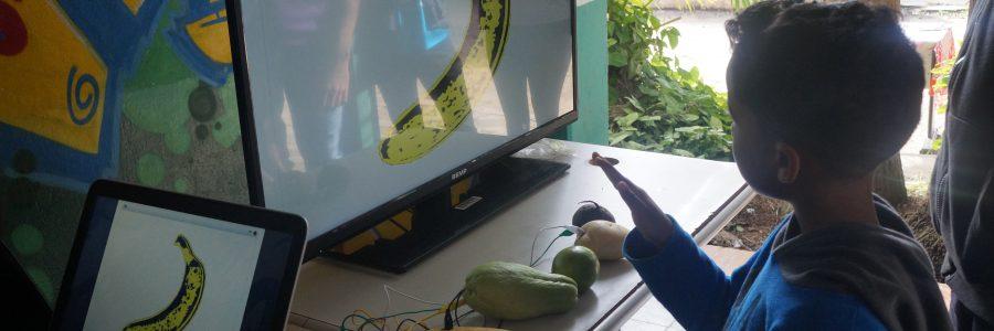Projeto LINCE na Conferência Scratch Brasil