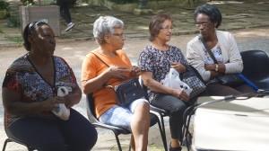 24/05/2015 - Terceira Idade Acessando as Praças WIFI  - Parque Raul Seixas